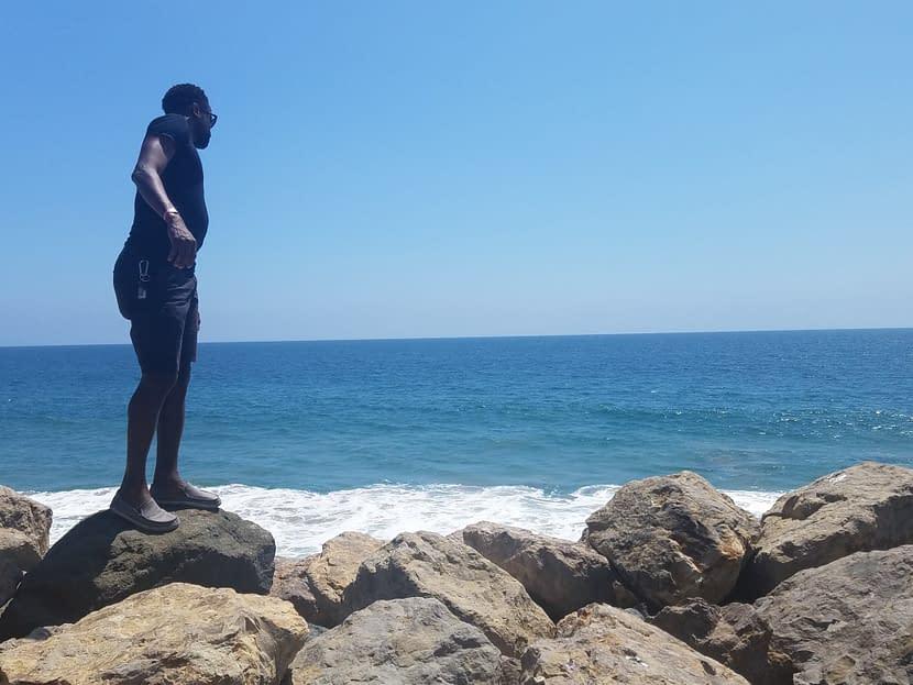 Daren Rocks Beach